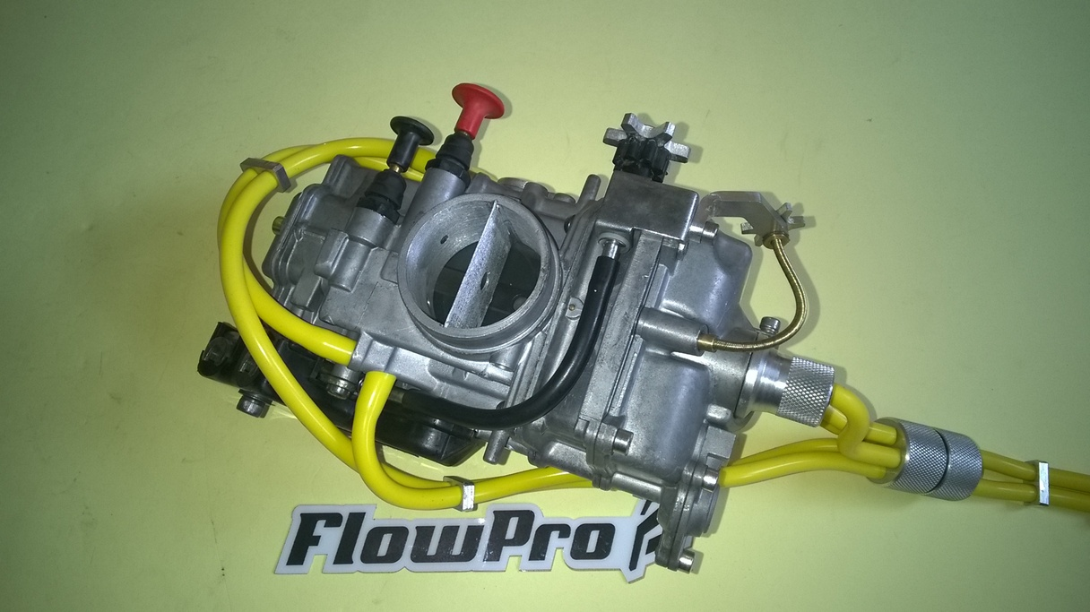 Keihin FCR MX 41 5 racing carburetor - Page 3
