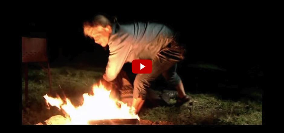 VIDEO: HOLIVUDAS GRĀVĒJU CIENĪGAS AINAS LATVIEŠU STILĀ