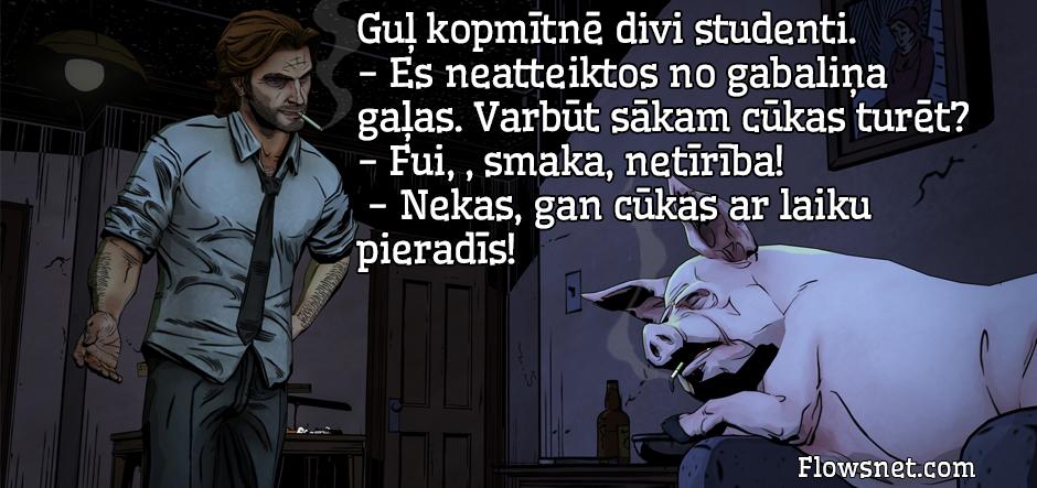 FUI, SMAKA, NETĪRĪBA..